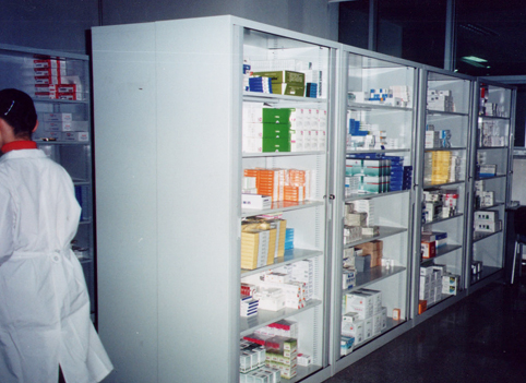 Roll-Up Door Cabinets Products